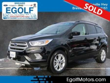 2018 Ford Escape SEL 4WD for Sale  - 10729  - Egolf Motors