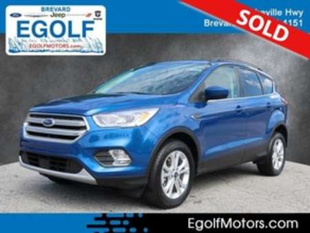 2019 Ford Escape SEL 4WD for Sale  - 5078  - Egolf Motors