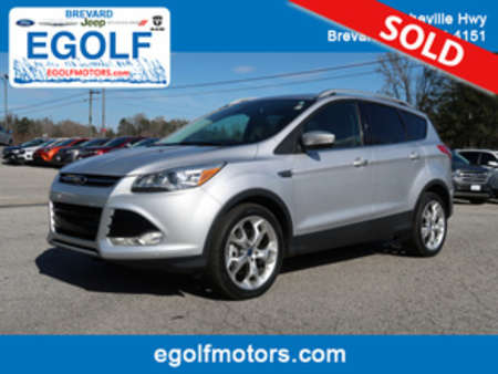 2014 Ford Escape Titanium 4WD for Sale  - 21657A  - Egolf Motors