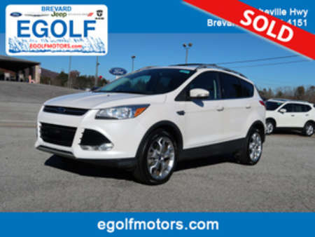 2015 Ford Escape Titanium 4WD for Sale  - 10713  - Egolf Motors