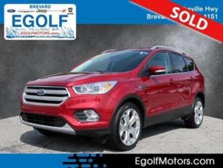 2018 Ford Escape Titanium for Sale  - 4867  - Egolf Motors