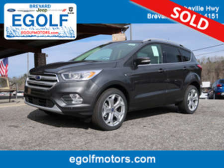 2019 Ford Escape Titanium 4WD for Sale  - 5076  - Egolf Motors