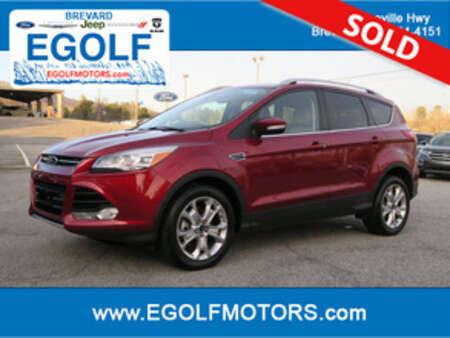 2014 Ford Escape Titanium for Sale  - 10582  - Egolf Motors