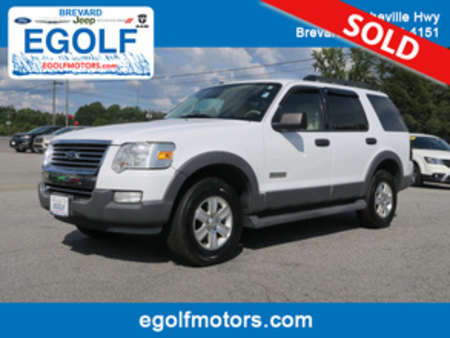 2006 Ford Explorer XLT 4WD for Sale  - 4998B  - Egolf Motors
