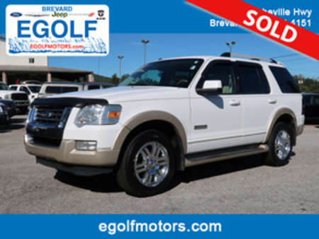 2007 Ford Explorer Eddie Bauer 4WD for Sale  - 10679A  - Egolf Motors