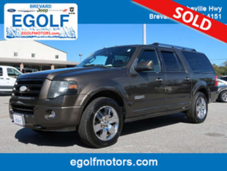 2008 Ford Expedition EL Limited 4WD for Sale  - 5035AB  - Egolf Motors