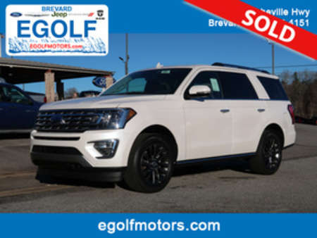 2019 Ford Expedition LIMITED 4X4 for Sale  - 5043  - Egolf Motors