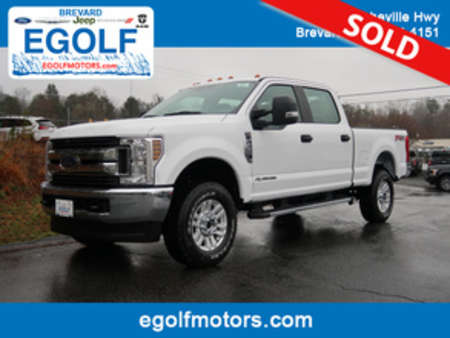 2019 Ford F-250 XL 4WD Crew Cab for Sale  - 5081  - Egolf Motors