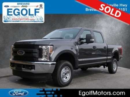 2019 Ford F-250 XL 4WD CREW CAB 6.75 BOX for Sale  - 5086  - Egolf Motors
