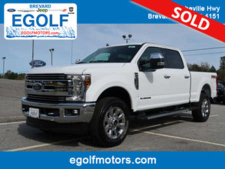 2019 Ford F-250 Lariat FX4 4WD Crew Cab for Sale  - 5012  - Egolf Motors