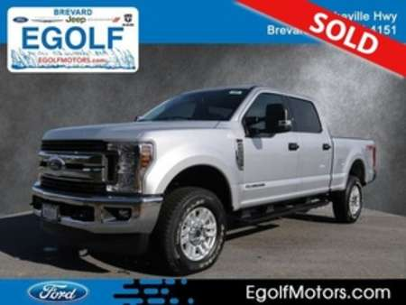 2019 Ford F-250 XLT 4WD CREW CAB 6.75 BO for Sale  - 5092  - Egolf Motors