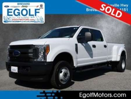 2017 Ford F-350 XL 4WD Crew Cab for Sale  - 5035A  - Egolf Motors