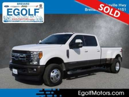 2017 Ford F-350 King Ranch 4WD Crew Cab for Sale  - 5042B  - Egolf Motors