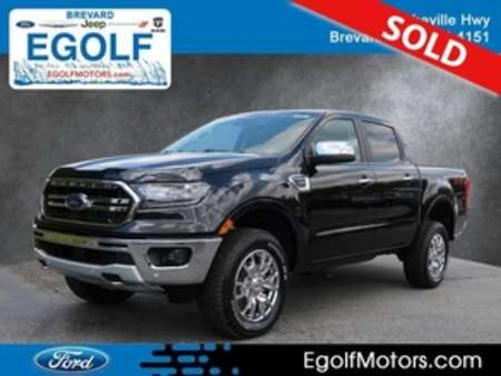 2019 Ford Ranger LARIAT 4WD SUPERCREW 5 B for Sale  - 5098  - Egolf Motors