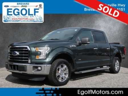 2015 Ford F-150 XLT 2WD SuperCrew for Sale  - 10725A  - Egolf Motors