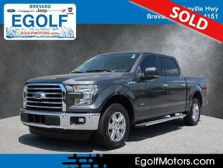 2016 Ford F-150 XLT 2WD SuperCrew for Sale  - 5052A  - Egolf Motors