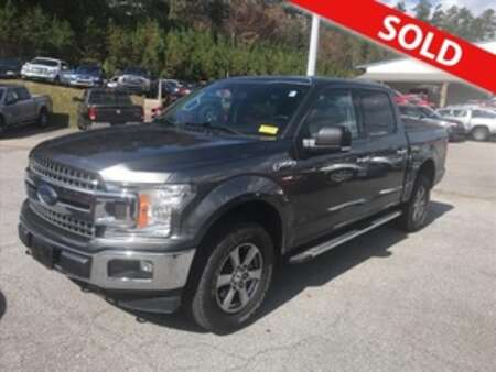 2019 Ford F-150 XLT 4WD SUPERCREW 5.5 BO for Sale  - 5072  - Egolf Motors