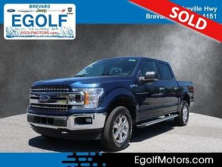 2019 Ford F-150 XLT 4WD SuperCrew for Sale  - 5051  - Egolf Motors