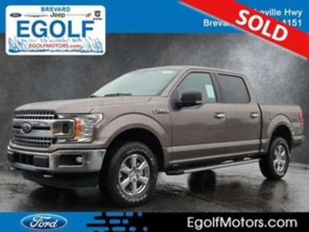 2019 Ford F-150 XLT 4WD SuperCrew for Sale  - 5080  - Egolf Motors