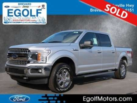 2019 Ford F-150 XLT 4WD SuperCrew for Sale  - 5047  - Egolf Motors