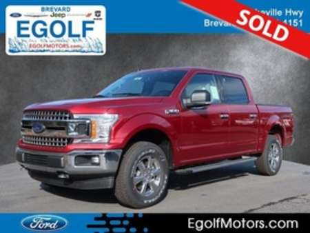2019 Ford F-150 XLT 4WD SuperCrew for Sale  - 5060  - Egolf Motors