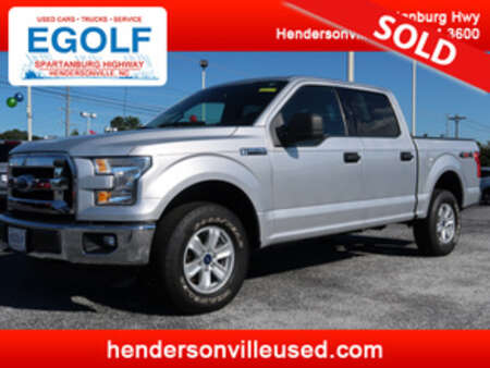 2015 Ford F-150 XLT 4WD SuperCrew for Sale  - 7572  - Egolf Motors