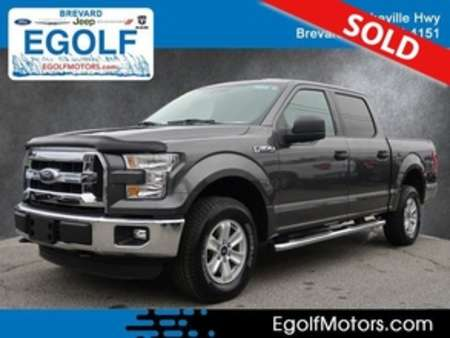 2015 Ford F-150 XLT 4x4 4WD SuperCrew for Sale  - 10740  - Egolf Motors