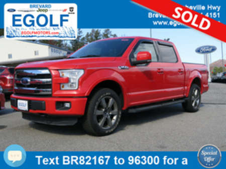 2015 Ford F-150 Lariat for Sale  - 82167  - Egolf Motors