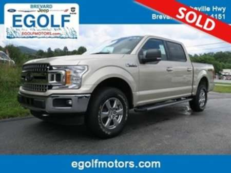 2018 Ford F-150 XLT 4WD SuperCrew for Sale  - 5007  - Egolf Motors