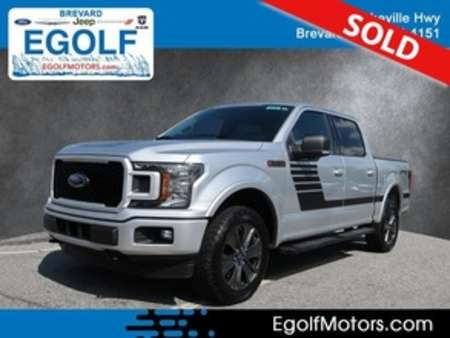 2018 Ford F-150 XLT 4WD SuperCrew for Sale  - 5031  - Egolf Motors