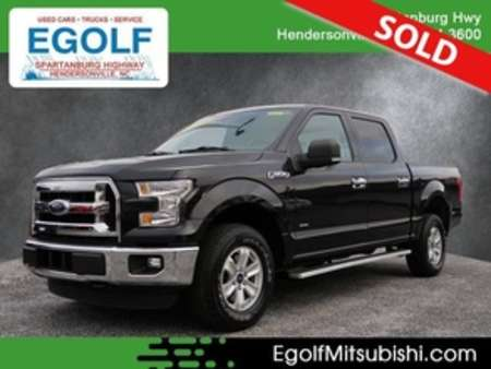 2015 Ford F-150 XLT 4WD SuperCrew for Sale  - 7645  - Egolf Motors