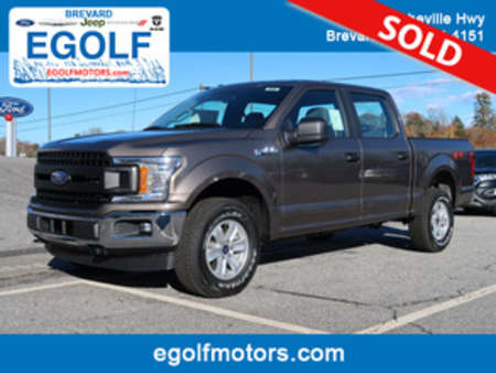 2018 Ford F-150 XL 4WD SuperCrew for Sale  - 5040  - Egolf Motors