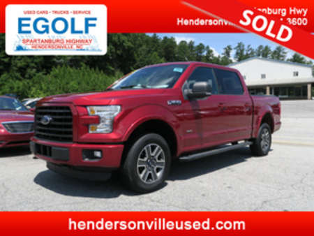 2016 Ford F-150 XLT 4WD SuperCrew for Sale  - 7515  - Egolf Motors