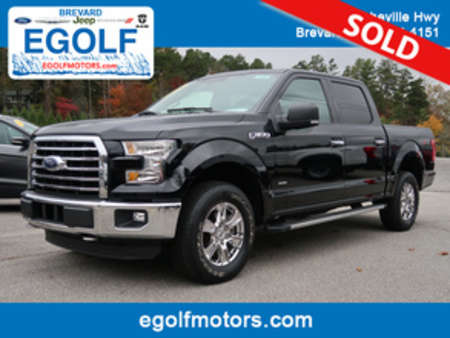 2016 Ford F-150 XLT 4WD SuperCrew for Sale  - 10690  - Egolf Motors