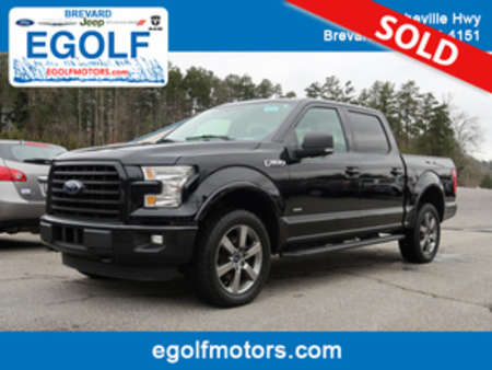 2016 Ford F-150 XLT 4WD SuperCrew for Sale  - 10735  - Egolf Motors