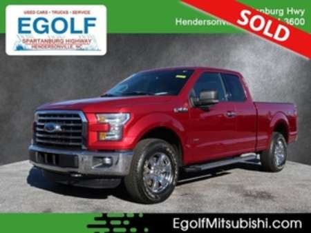 2015 Ford F-150 XLT 4WD SuperCab for Sale  - 7623  - Egolf Motors