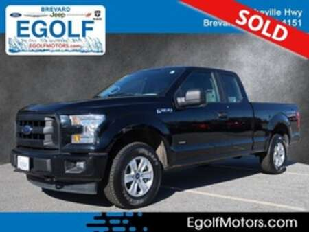 2017 Ford F-150 XL Sport 4WD SuperCab for Sale  - 10668A  - Egolf Motors