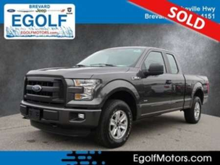 2015 Ford F-150 XL 4WD SuperCab for Sale  - 10738  - Egolf Motors