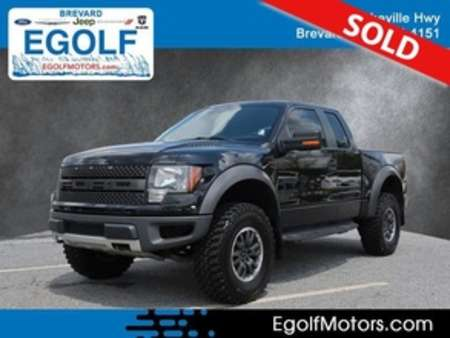 2010 Ford F-150 SVT Raptor 4WD SuperCab for Sale  - 10739A  - Egolf Motors