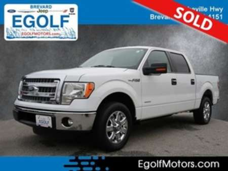 2013 Ford F-150 XLT 2WD SuperCrew for Sale  - 5038A  - Egolf Motors