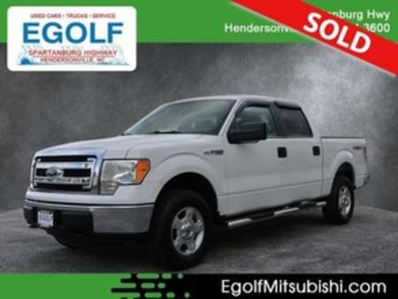 2013 Ford F-150 XLT 4WD SuperCrew for Sale  - C97177  - Egolf Motors