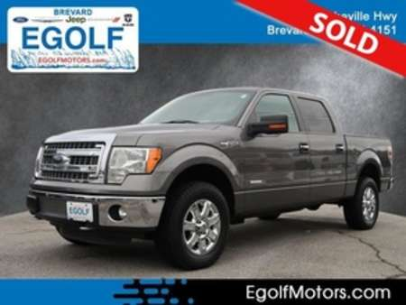 2013 Ford F-150 XLT 4WD SuperCrew for Sale  - 10690A  - Egolf Motors
