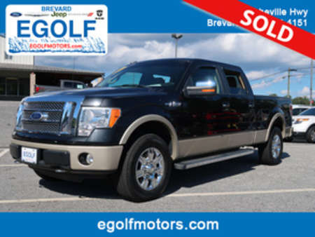 2010 Ford F-150 Lariat SuperCrew for Sale  - 82219A  - Egolf Motors