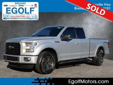2015 Ford F-150 XLT 4WD SuperCab for Sale  - 10737  - Egolf Motors