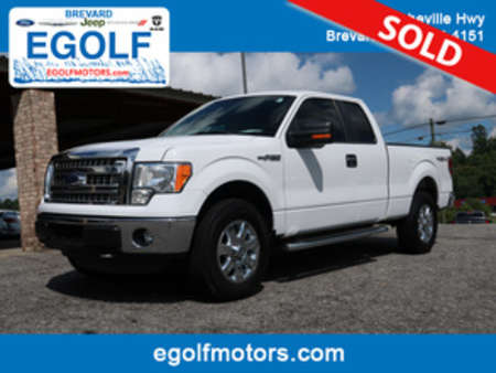 2014 Ford F-150 XLT 4WD SuperCab for Sale  - 4857A  - Egolf Motors