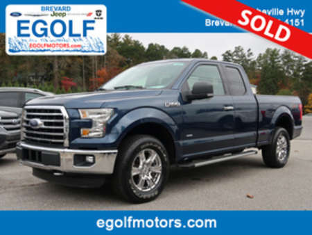 2016 Ford F-150 XLT 4WD SuperCab for Sale  - 10691  - Egolf Motors