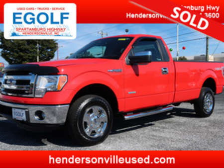 2013 Ford F-150 XL 4WD Regular Cab for Sale  - 7575  - Egolf Motors