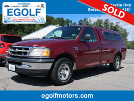 1998 Ford F-150 XL Regular Cab for Sale  - 21620A  - Egolf Motors