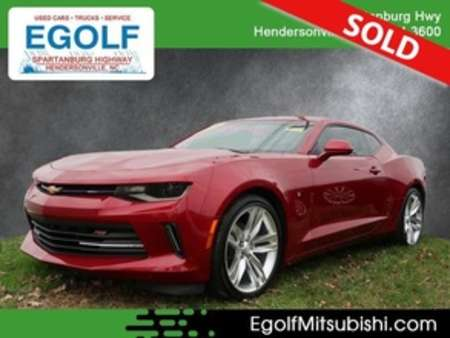 2016 Chevrolet Camaro 2lt Owner Owner! Local Trade! for Sale  - 7590A  - Egolf Motors