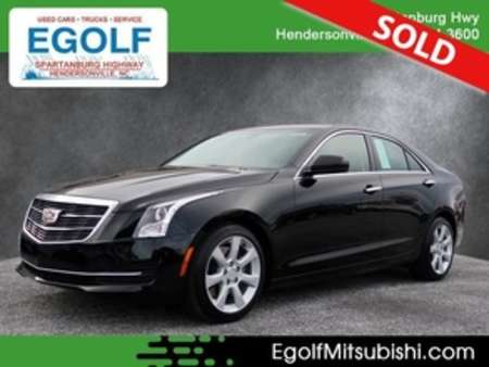 2015 Cadillac ATS 2.0T for Sale  - 7643  - Egolf Motors